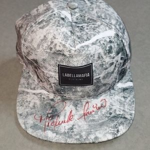 Michelle Lewin Autographed Hat